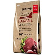 Fitmin Cat Purity Hairball 10 kg + 1 kg