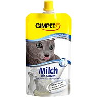 GimPet Mlieko pre mačky 200 ml - Doplnok stravy pre mačky