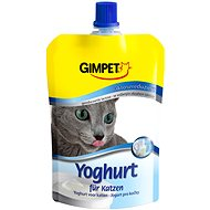 GimPet Jogurt pre mačky 150 g - Kapsička pre mačky