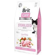 Brit Care Cat Grain-Free Sterilized Sensitive, 7 kg
