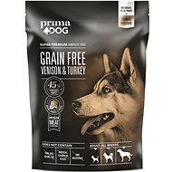 PrimaDog Divina s morkou bez obilnín, pre dospelé psy s citlivým trávením, 1,5 kg