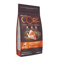 Wellness Core Dog Original morka a kura 1,8 kg - Granuly pre psov