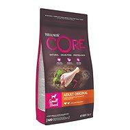 Wellness Core Adult SB Original morka 1,5 kg - Granuly pre psov
