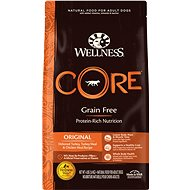 Wellness Core Dog Original morka a kurča 10 kg - Granuly pre psov