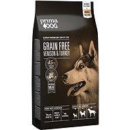 PrimaDog Divina s morkou bez obilnín, pre dospelých psov s citlivým trávením, 10 kg - Granuly pre psov