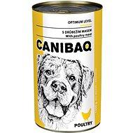 Canibaq Classic Hydina 1250 g - Konzerva pre psov