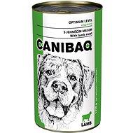Canibaq Classic Jahňacie 1250 g - Konzerva pre psov