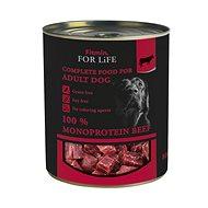 FFL Dog tin Beef 800 g - Konzerva pre psov