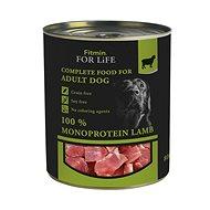 FFL Dog tin Lamb 800 g - Konzerva pre psov