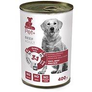 ThePet+ Dog tin Beef 400 g - Konzerva pre psov