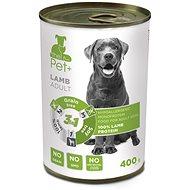 ThePet+ Dog tin Lamb 400 g - Konzerva pre psov
