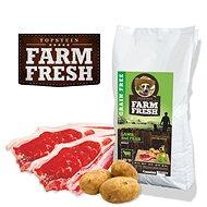 Topstein Farm Fresh Lamb and Peas Grain Free 2 kg