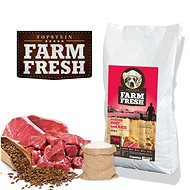 Topstein Farm Fresh Beef and Rice 2 kg
