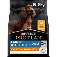 Pro Plan Adult large athletic Optibalance kuracie mäso 14 kg + 2,5 kg ZADARMO