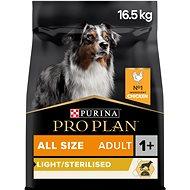 Pro Plan Adult all sizes Optiweight kuracie mäso 14 kg + 2,5 kg ZADARMO