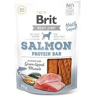 Brit Jerky Salmon Protein Bar 80 g