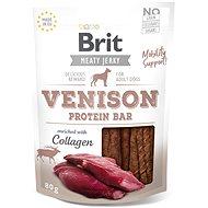 Brit Jerky Venison Protein Bar 80 g