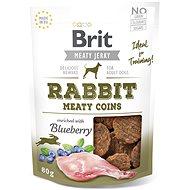 Brit Jerky Rabbit Meaty Coins 80 g