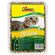 GimPet Tráva HY-GRAS pro kočky 150g - Tráva pre mačky