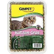 GimPet Tráva s luční vůní pro kočky 150g - Tráva pre mačky
