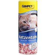Doplnok stravy pre mačky Gimpet Tablety rybie 710 ks
