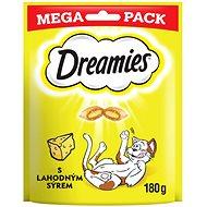 Maškrty pre mačky Dreamies maškrty syrové pre mačky 180 g