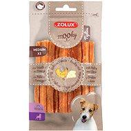 Zolux Mooky Premium hydina/syr M 3 ks 90 g - Maškrty pre psov