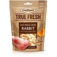 Carnilove Raw freeze-dried Rabbit with pumpkin 40 g - Maškrty pre psov