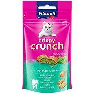 Vitakraft Cat pochúťka Crispy Crunch dental 60 g - Maškrty pre mačky