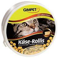 Maškrty pre mačky GimCat Kase Rolis so syrom 400 ks