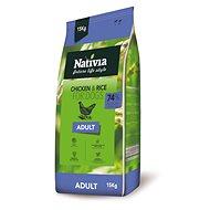 Nativia Adult – Chicken & Rice 15 kg