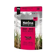 Nativia Real Meat – Beef & Rice 8 kg
