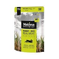 Nativia Real Meat – Rabbit & Rice 8 kg