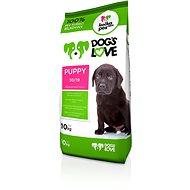 Dog´s Love Puppy 10 kg - Granuly pre šteniatka
