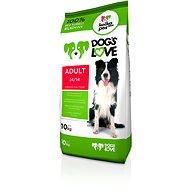 Dog´s Love Adult 10 kg - Granuly pre psov