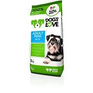 Dog´s Love Adult Mini 3 kg - Granuly pre psov