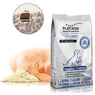 Platinum natural puppy chicken kuracie pre šteňatá 5 kg - Granule pre šteniatka