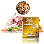 Platinum natural menu iberico turkey - Paštéta pre psov