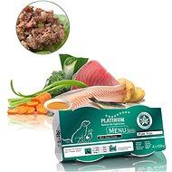 Platinum natural menu mini pure fish ryby 4 × 100 g - Paštéta pre psov