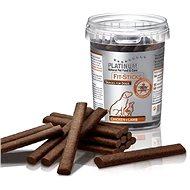 Platinum natural fit sticks chicken lamb kura jahňa kúsky 300 g - Maškrty pre psov