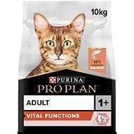 Pro Plan cat adult losos 10 kg - Granuly pre mačky