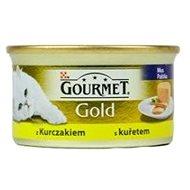 Gourmet gold - 85 g s kuraťom, paštéta - Paštéta pre mačky