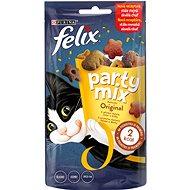 Felix party mix original mix 60 g - Maškrty pre mačky