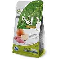 N&D grain free cat adult boar & apple 5 kg - Granule pre mačky