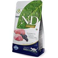 N&D grain free cat adult lamb & blueberry 10 kg - Granule pre mačky