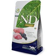 N&D grain free CAT Adult Lamb & Blueberry 5kg - Granule pre mačky