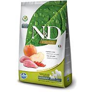 N&D grain free dog adult boar & apple 2,5 kg - Granuly pre psov