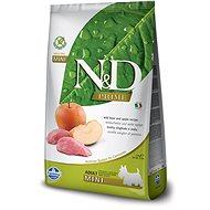 N&D grain free dog adult mini boar & apple 2,5 kg - Granuly pre psov