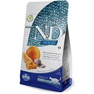 N&D grain free Pumpkin CAT Herring & Orange 1,5kg - Granule pre mačky