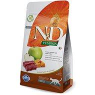 N&D grain free pumpkin cat venison & apple 1,5 kg - Granule pre mačky
